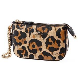 NWT Coach RARE wild beast bag!!